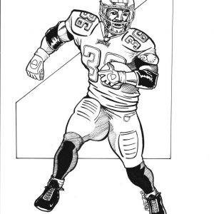 Philadelphia Eagles Coloring Pages At Getdrawings Free Download