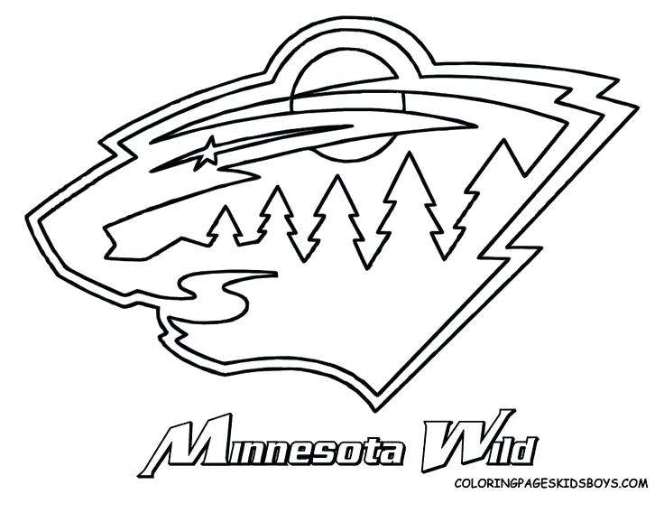 736x568 Nhl Hockey Logos Coloring Pages Nhl Logo Coloring Pages Logo