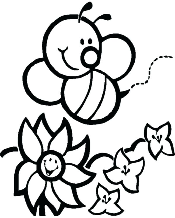 600x750 Bee Coloring Page Phone Coloring Bumble Bee Coloring Pages In My