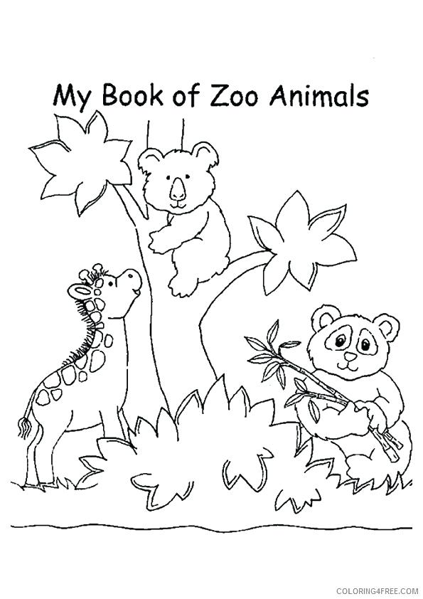 595x842 Zoo Coloring Sheet Zoo Coloring Sheet Zoo Coloring Pages Zoo