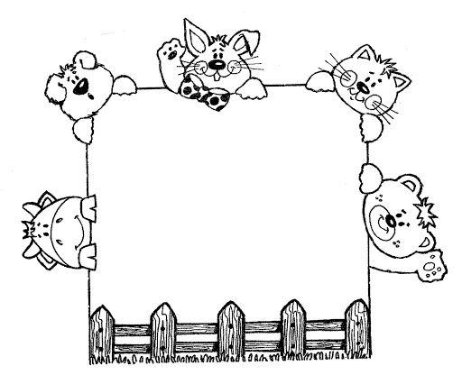 Photo Frame Coloring Page at GetDrawings | Free download