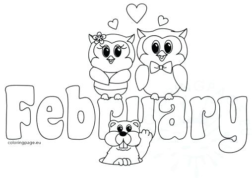 508x358 Picture To Coloring Page Month Of Text Picture Frame Colouring