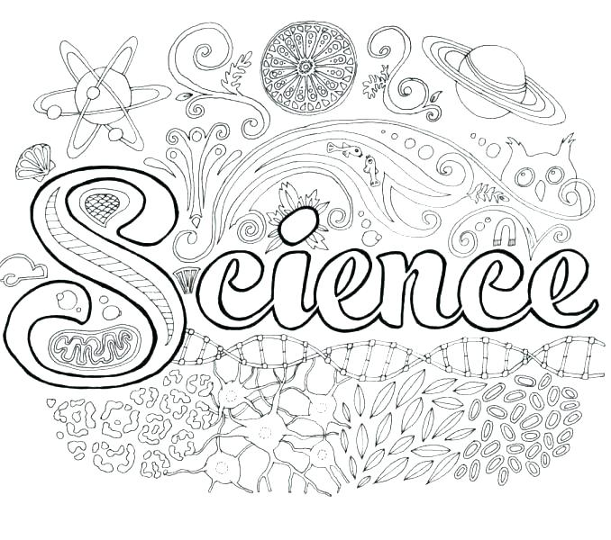 Physical Science Coloring Pages At Getdrawings Com Free