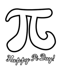 236x272 Pictures Happy Pi Day Coloring Pages Chalkboard