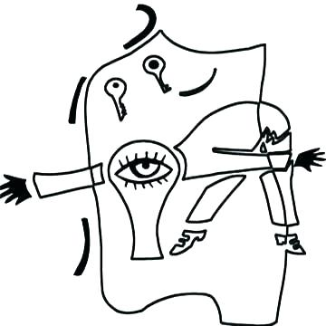 360x360 Pablo Picasso Coloring Pages Coloring Adult Free Pablo Picasso