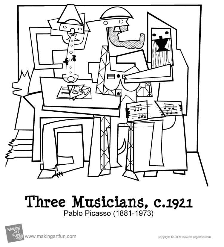 750x825 Pablo Picasso Freebies Thecreativestack