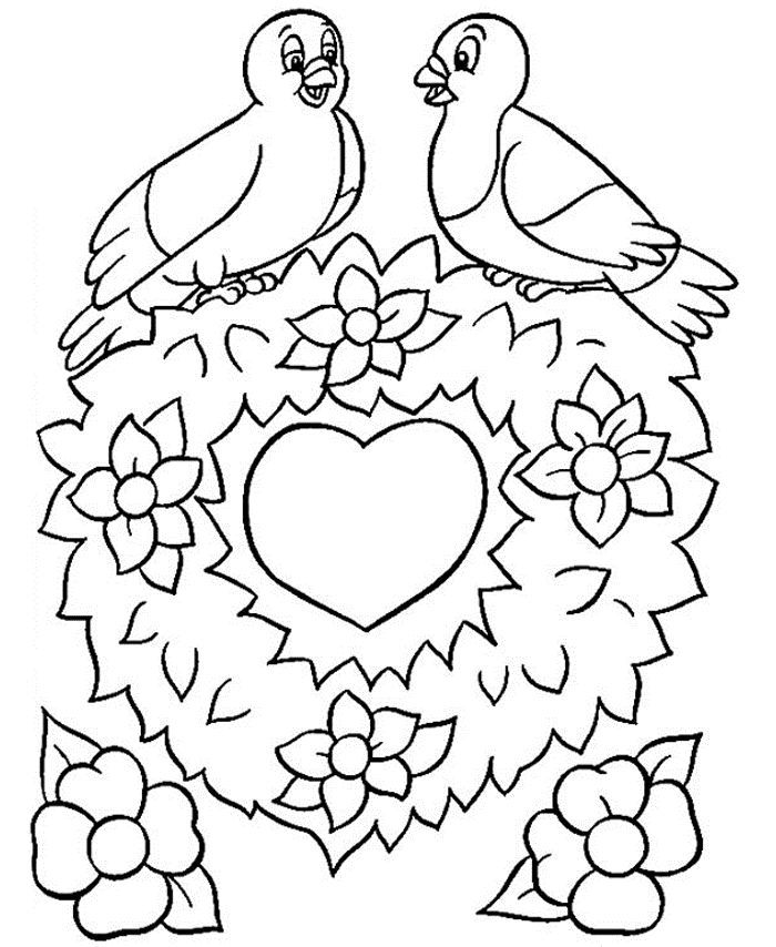 700x854 Best Valentine Coloring Pages Images On Boyfriends