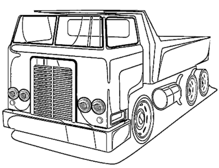 882x676 Pickup Truck Coloring Pages Pickup Truck Coloring Pages