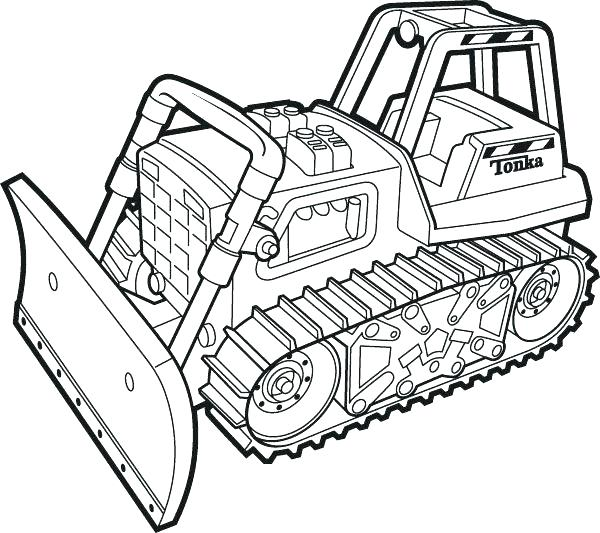 600x533 Free Truck Coloring Pages Trucks Coloring Pages Free Printable