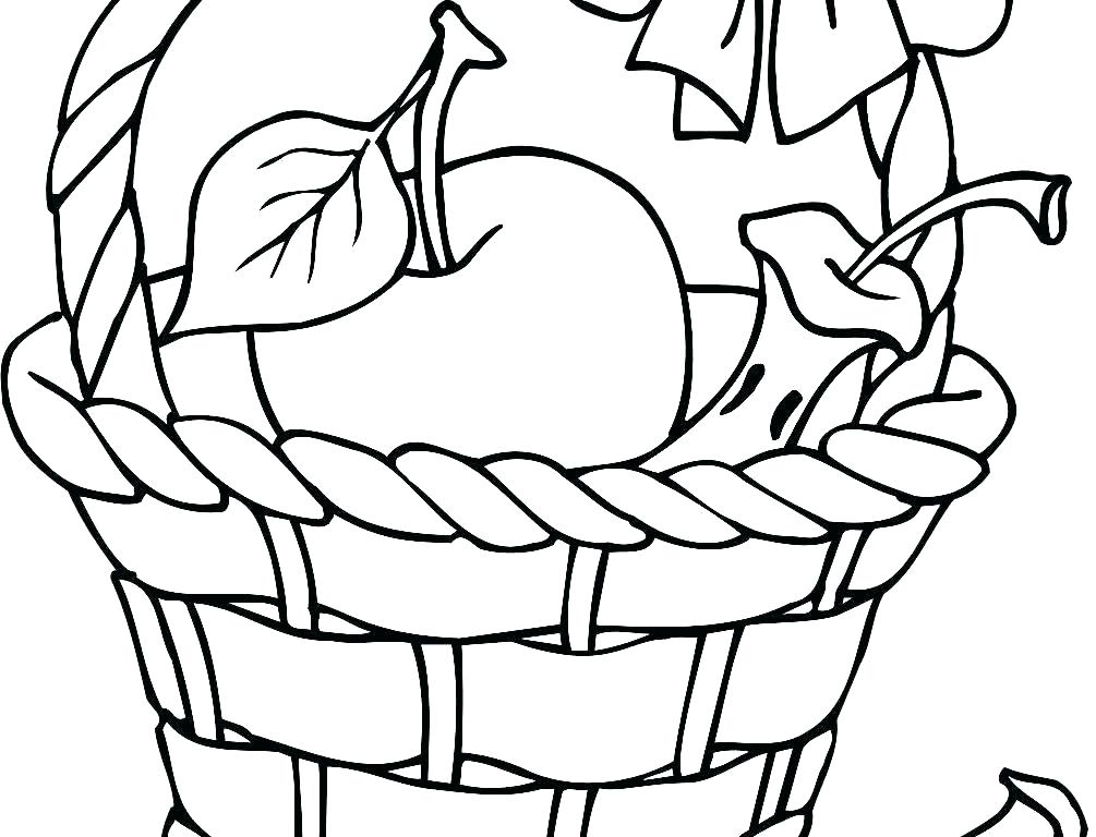 1005x768 Picnic Coloring Pages