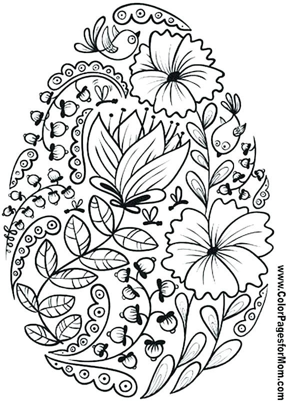 572x801 Basket Coloring Pages Egg Basket Coloring Pages Picnic Basket