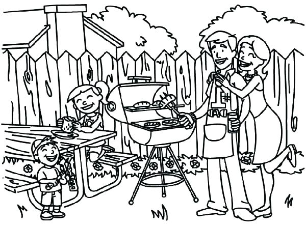 600x444 Picnic Coloring Page Teddy Bear Picnic Coloring Es Daughter E