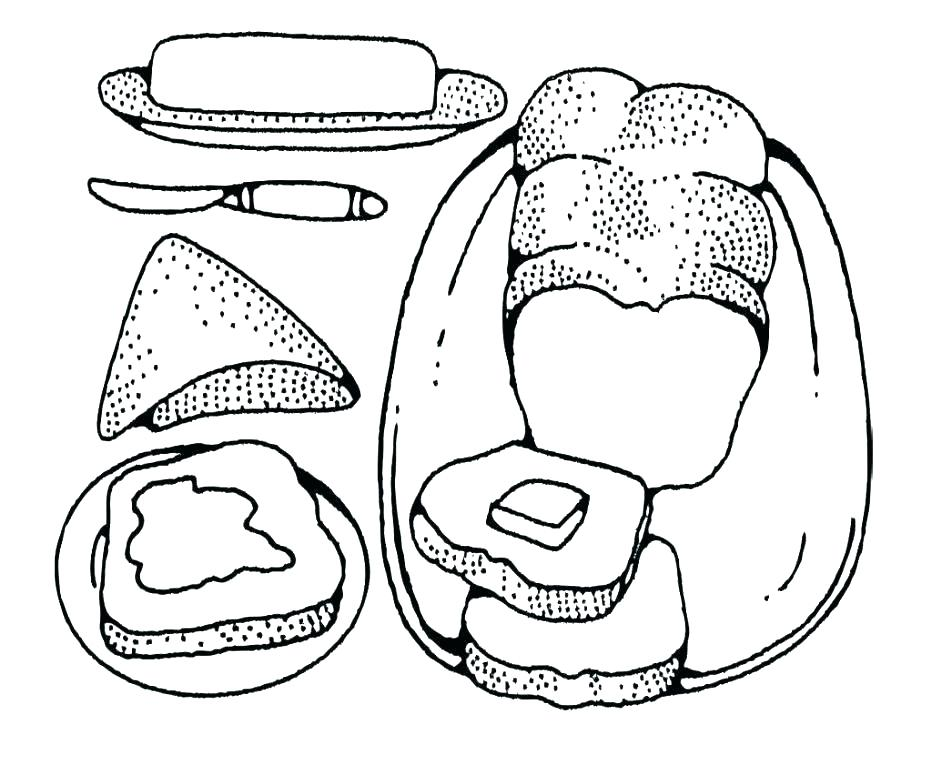 932x765 Mesmerizing Printable Food Coloring Pages For Kids Free Coloring