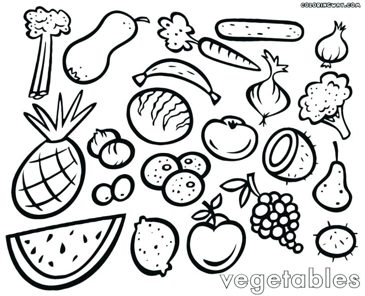 728x590 Picnic Coloring Pages