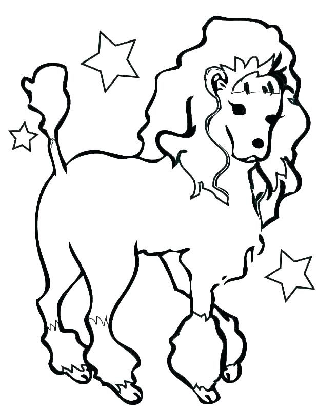 618x800 Free Animal Coloring Pages Coloring Pages Of A Dog Dog Coloring