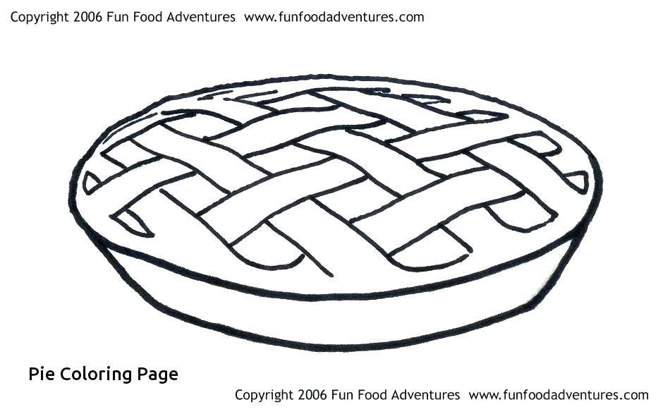 940x587 Pie Coloring Page Thanksgiving Pie Coloring Sheet Pumpkin Pie