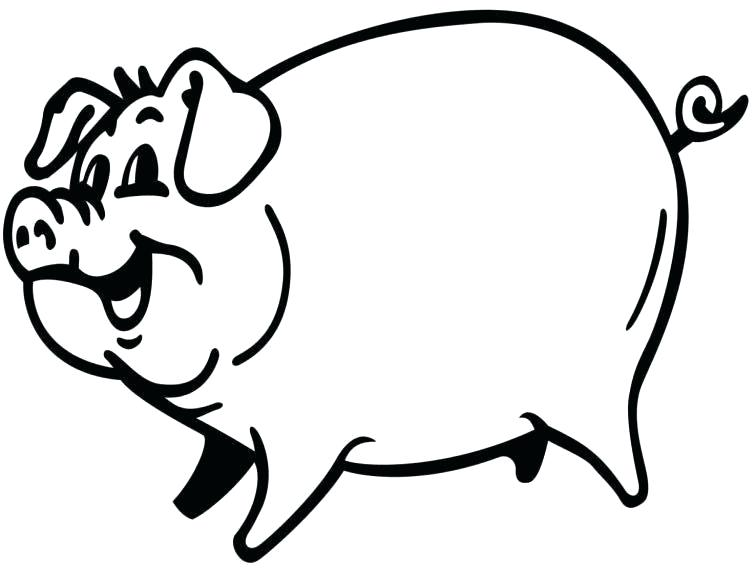 756x576 Piggy Coloring Pages Coloring Collection