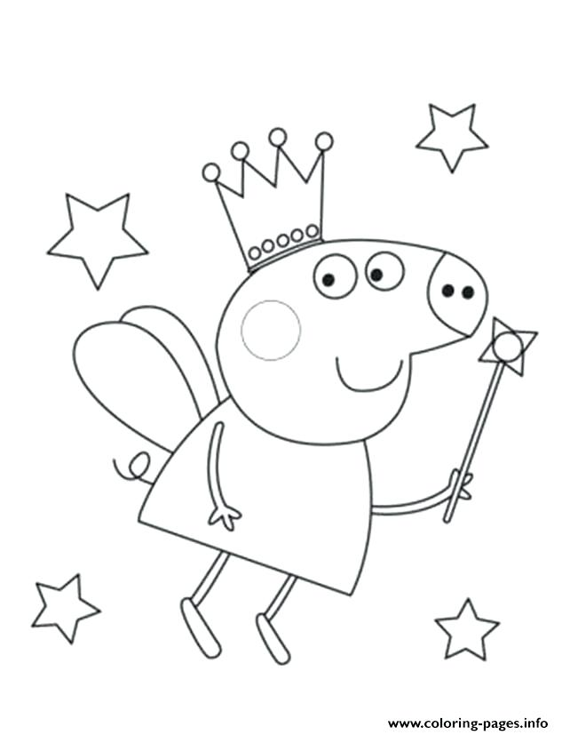 633x827 Pig Friends Coloring Page Coloring Page Peppa Pig Colouring