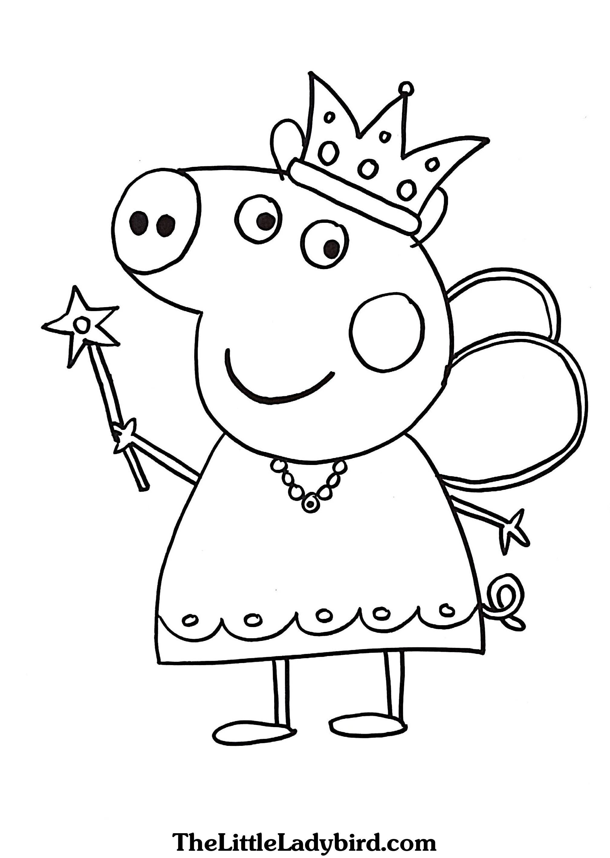 2018x2838 Pig Coloring Pages Free Noticeable Acpra