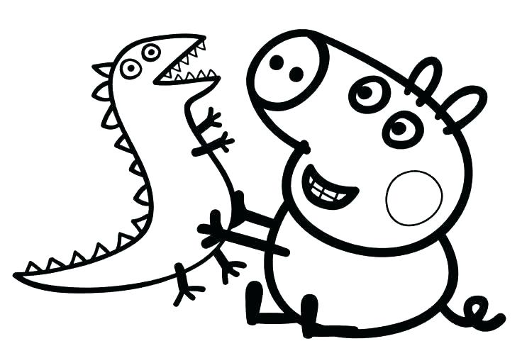 736x512 Pigs Coloring Pages Free Pig Coloring Pages Pig Coloring Page Pig