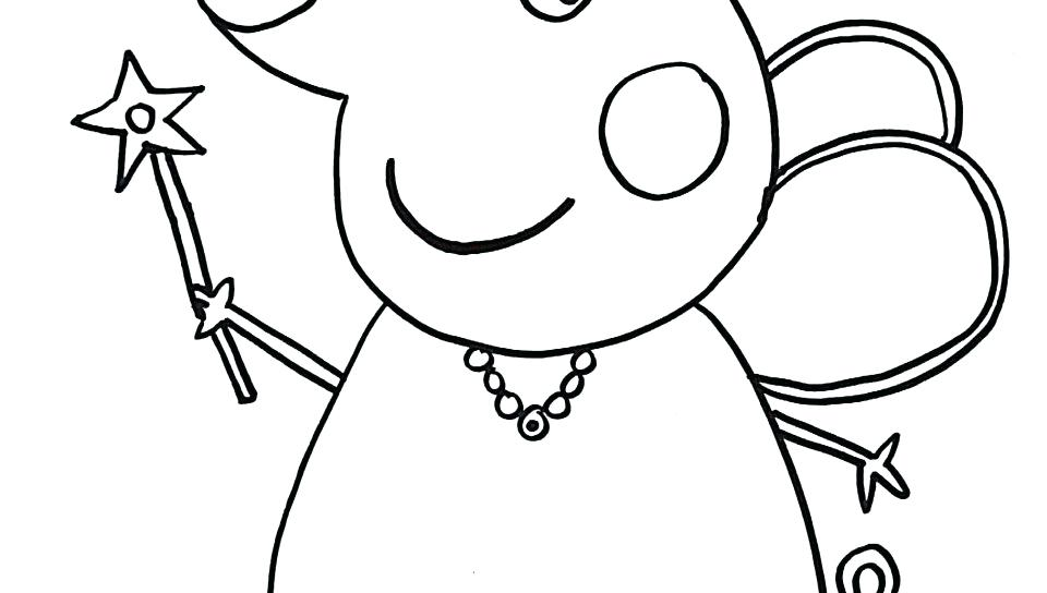 960x544 Coloring Pages Pigs Beautiful Design Pig Coloring Page Pages Free