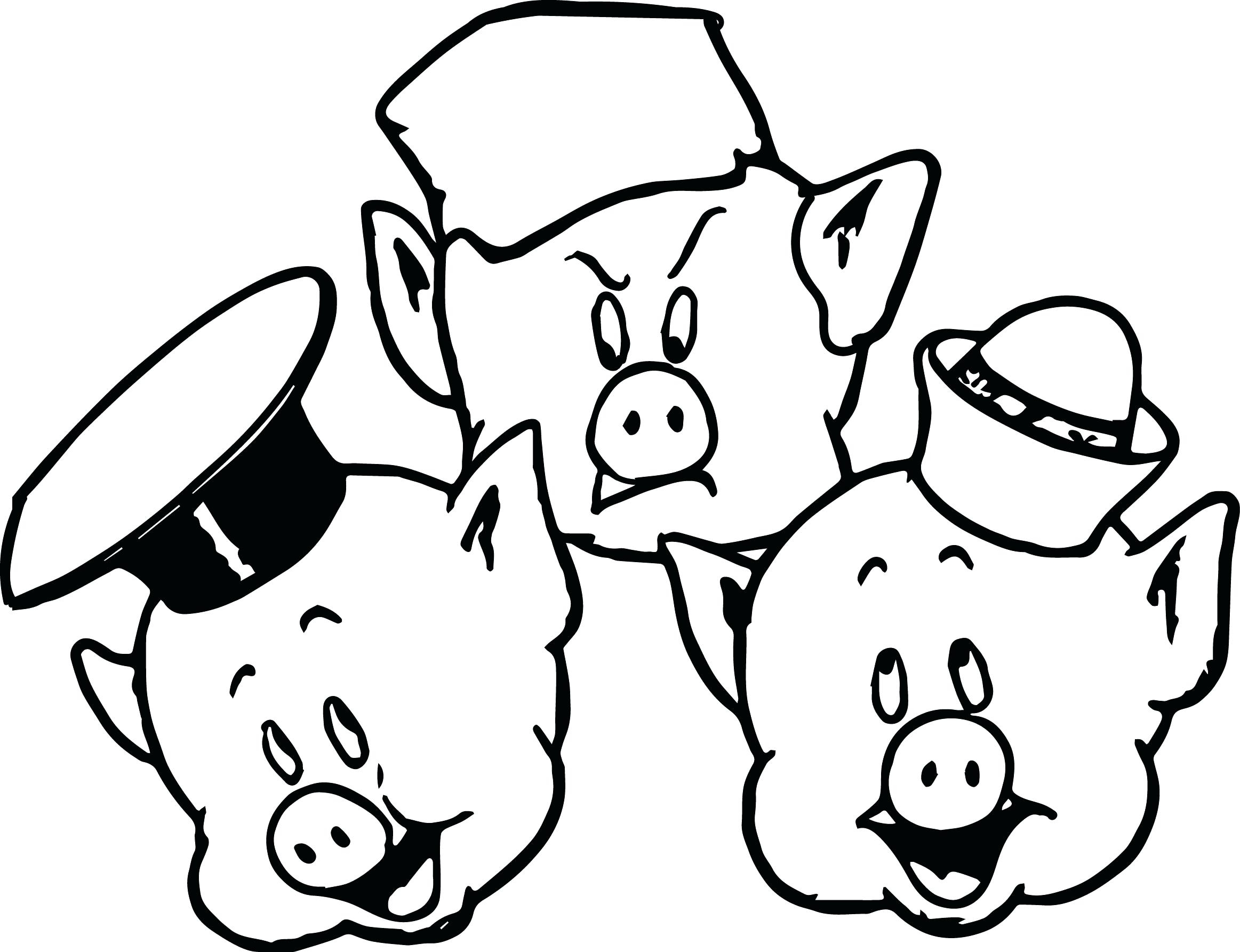 2325x1785 New Cartoon Pig Coloring Pages Gallery Printable Coloring Sheet