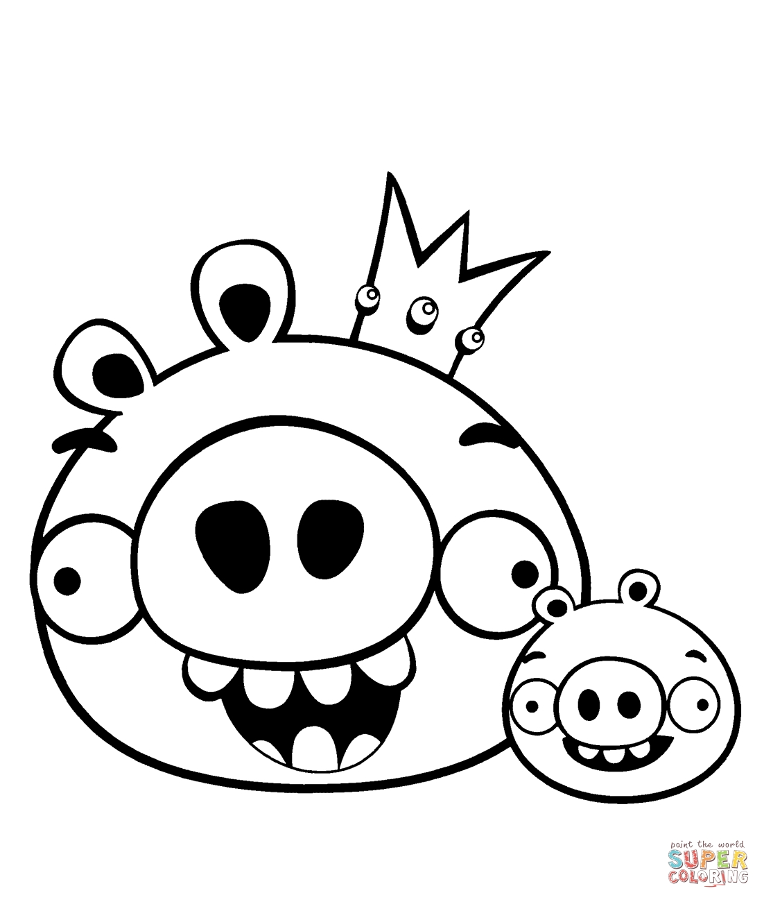 1102x1300 New Pig Face Coloring Page Ultra Coloring Page