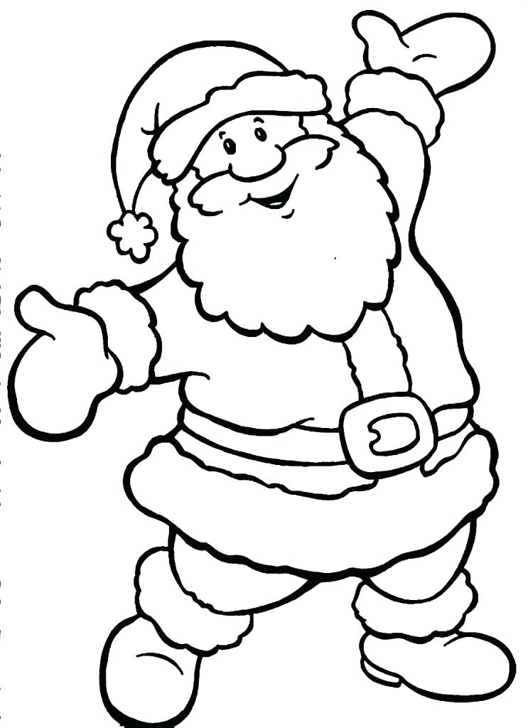 743x1024 Pig Face Coloring Page