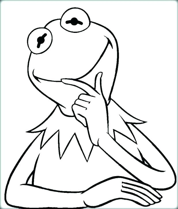 618x725 Miss Piggy Coloring Pages Colouring Book The Miss Piggy Laying