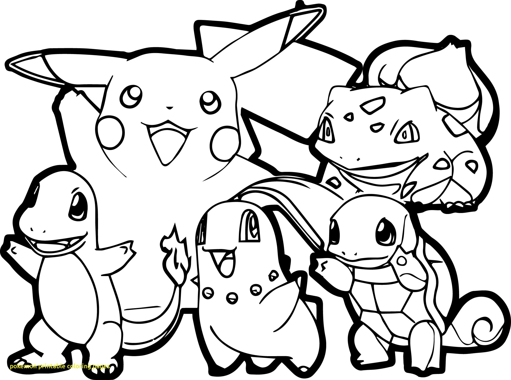 2096x1561 Pokemon Printable Coloring Pages With Pokemon Coloring Sheets