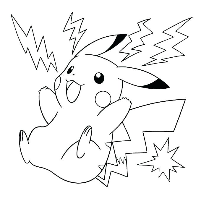 680x680 Coloring Pages Pikachu Excellent Ideas Coloring Pages Coloring