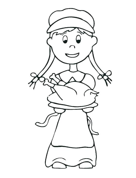The Best Free Pilgrim Coloring Page Images Download From 476 Free