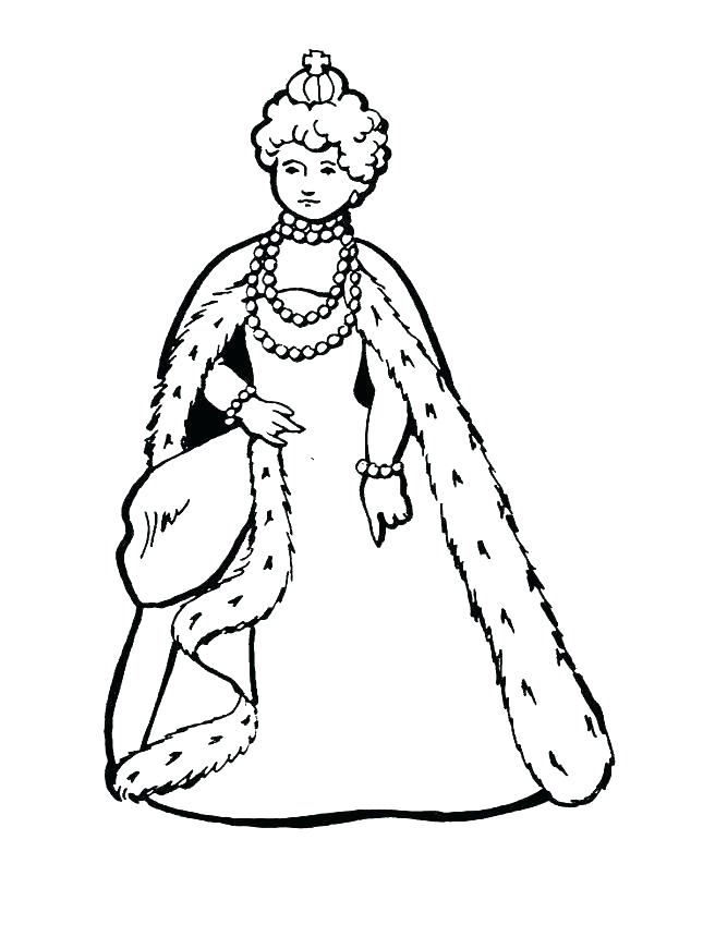 645x860 Amazing Queen Coloring Pages And Queen Coloring Page Pin Queen