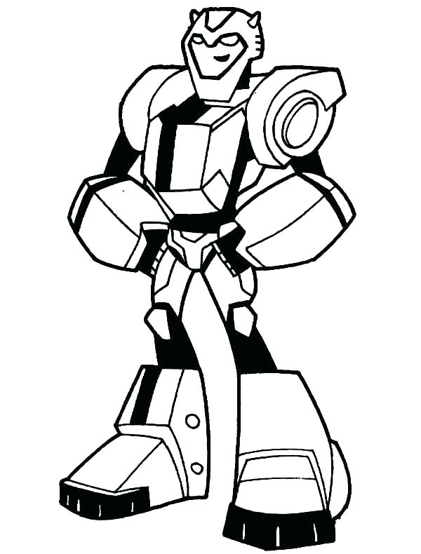 600x790 Transformers Coloring Pages Printable Transformers Bumblebee