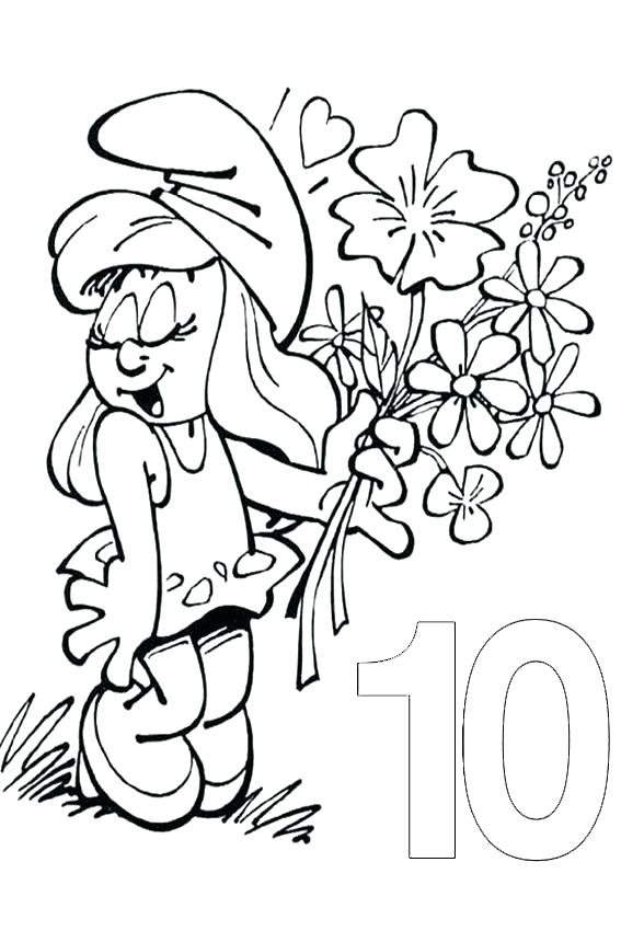 567x850 Pinata Coloring Page Birthday Girl Coloring Pages Birthday