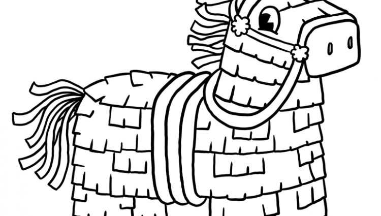 photograph regarding Cinco De Mayo Coloring Pages Printable titled Pinata Coloring Web site at  No cost for individual
