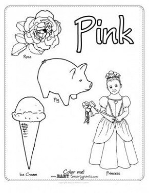 291x376 Pink Coloring Just Coloring