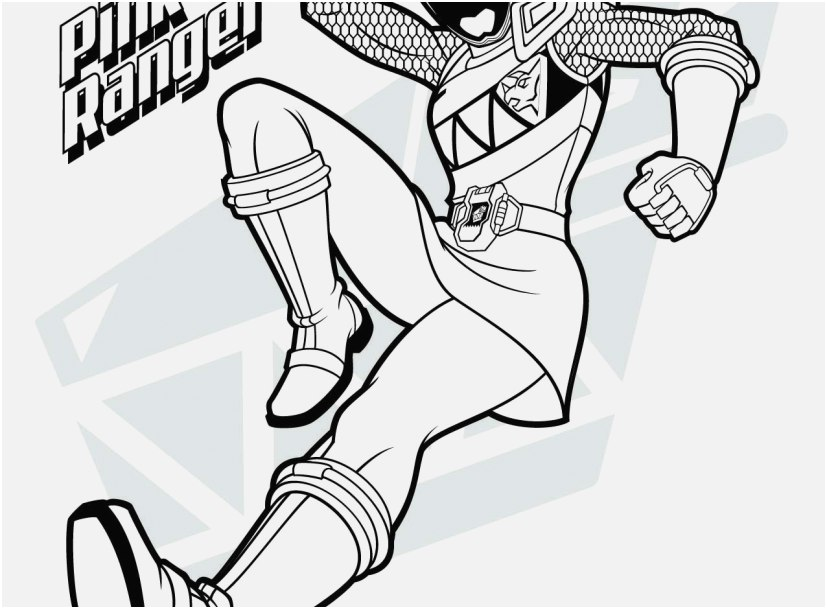 827x609 Power Ranger Coloring Pages Pic Pink Ranger Download Them All