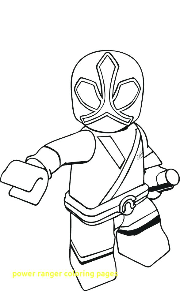 587x951 Power Rangers Coloring Page Ranger Pink Power Rangers Super Dino