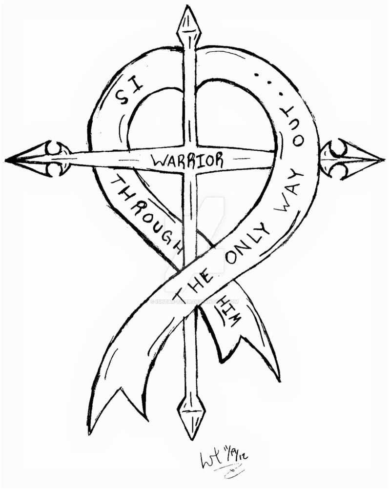 797x1002 Breast Cancer Ribbon Coloring Pages
