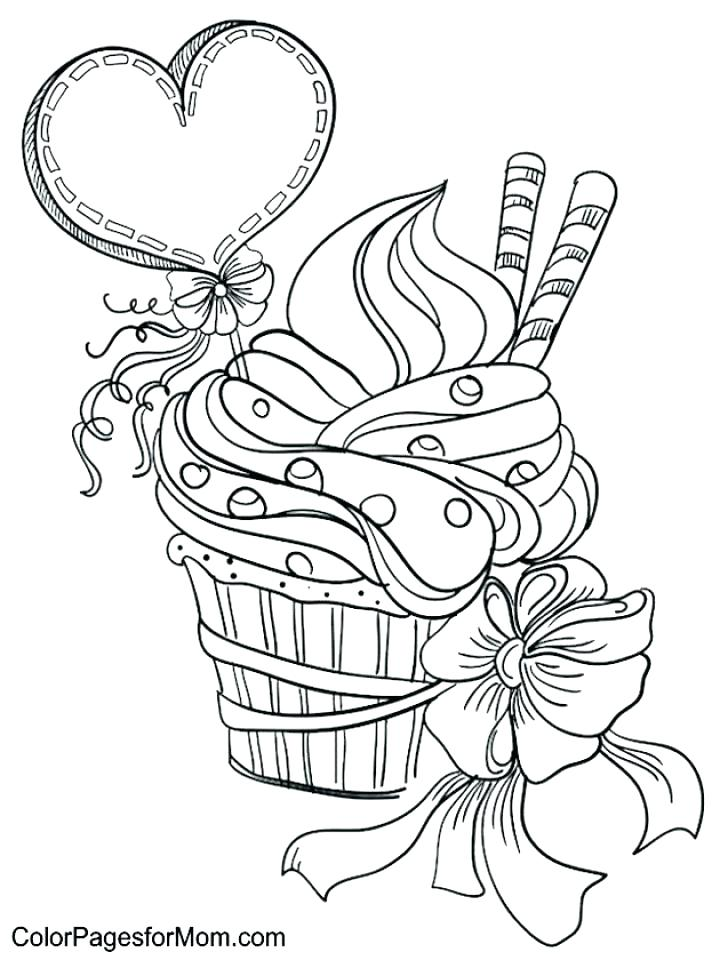 720x960 Pinkalicious Coloring Sheets Iced Coffee Coloring Sheets Cup