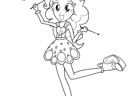 440x330 Pinkie Pie Coloring Page Pinkie Pie Coloring Pages Pinkie Pie