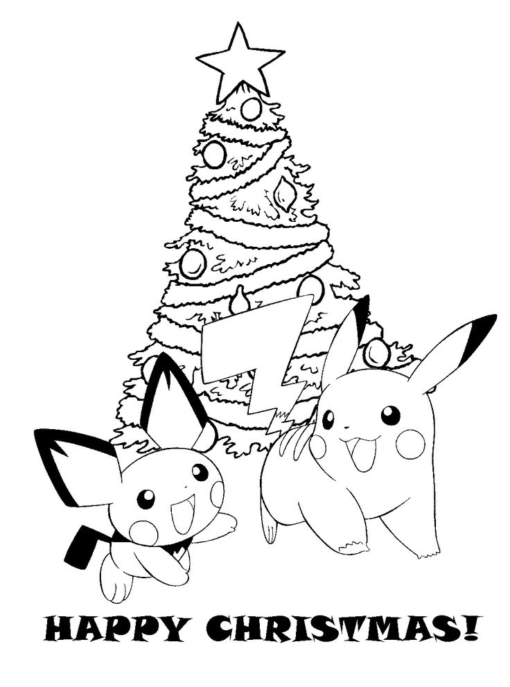 736x991 Pokemon Christmas Coloring Pages Best Pokemon Colouring Pages