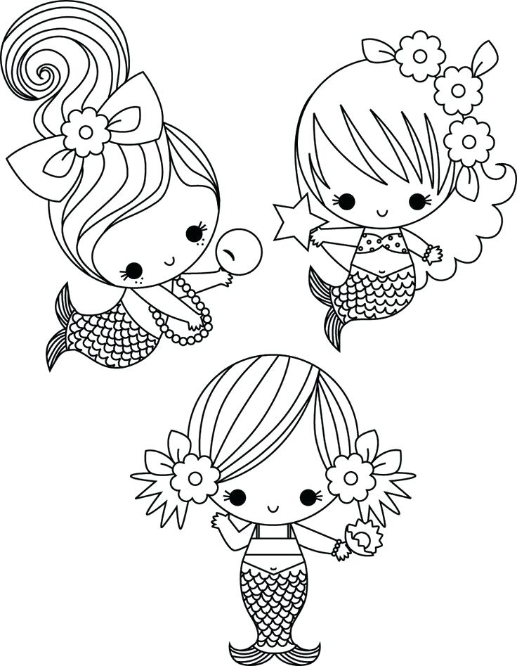 736x947 Coloring Pages On Mermaid Coloring Page Cute Mandala