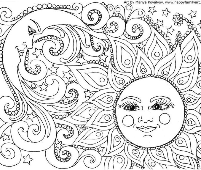 678x572 Free Coloring Prints Coloring Page