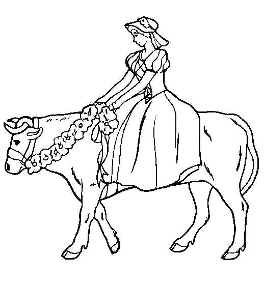 518x554 Horse Coloring Page Redneck Coloring Pages Free Printable Wild