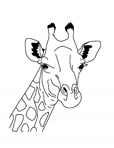 400x518 Free Coloring Pages