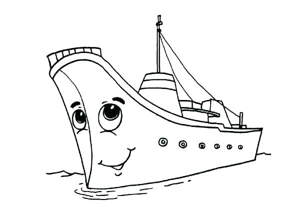 595x418 Ship Coloring Page Have A Pirate Ship Full Of Fun With This Free
