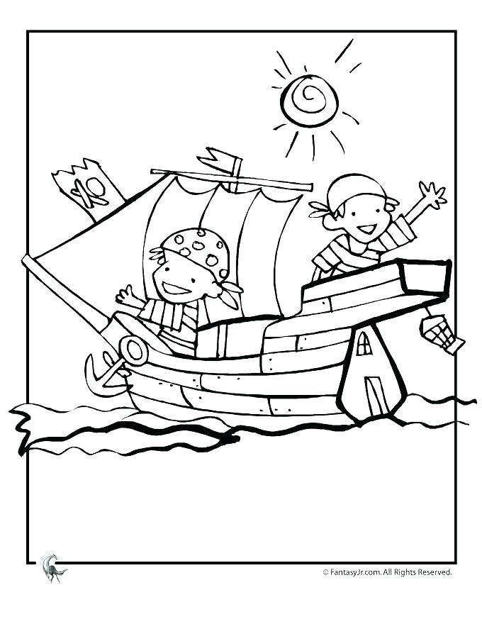 680x880 Pirate Coloring Pages Printable Printabl On Pirate Coloring Pages