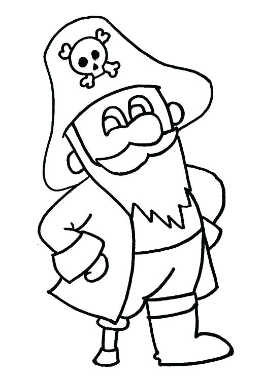 520x754 Pirate Coloring Pages Printable Treasure Chest Coloring Pages Free